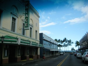 Palace Theater Downtown Hilo